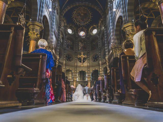 Il matrimonio di Fabio e Francesca a Trino, Vercelli 34