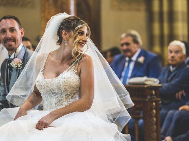 Il matrimonio di Fabio e Francesca a Trino, Vercelli 35