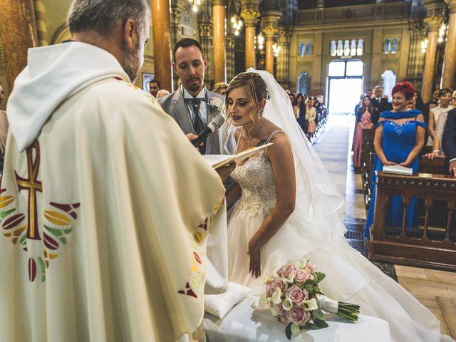 Il matrimonio di Fabio e Francesca a Trino, Vercelli 36