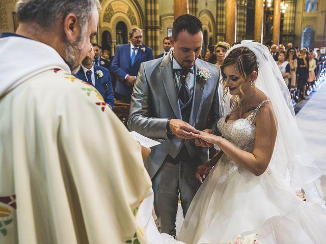 Il matrimonio di Fabio e Francesca a Trino, Vercelli 38