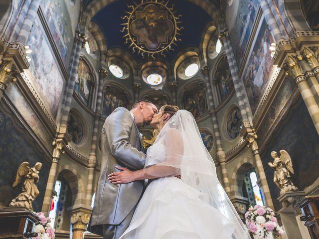 Il matrimonio di Fabio e Francesca a Trino, Vercelli 40