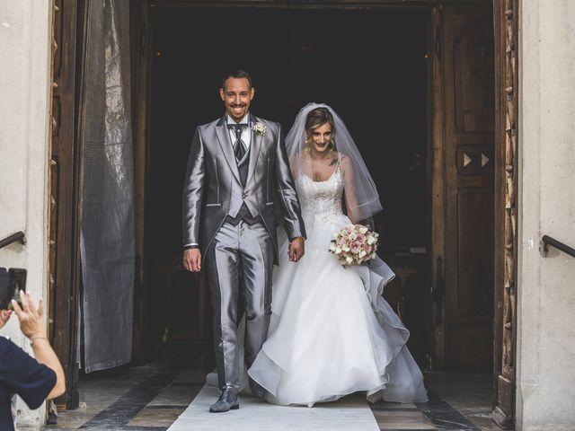 Il matrimonio di Fabio e Francesca a Trino, Vercelli 42