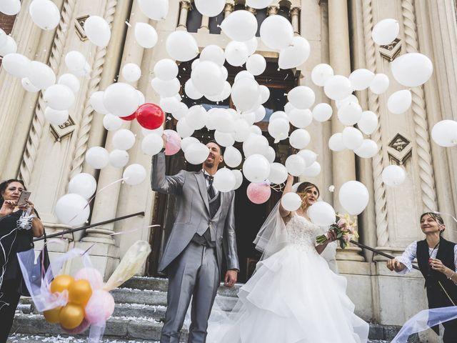 Il matrimonio di Fabio e Francesca a Trino, Vercelli 45