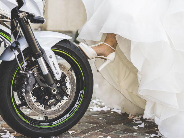 Il matrimonio di Fabio e Francesca a Trino, Vercelli 47