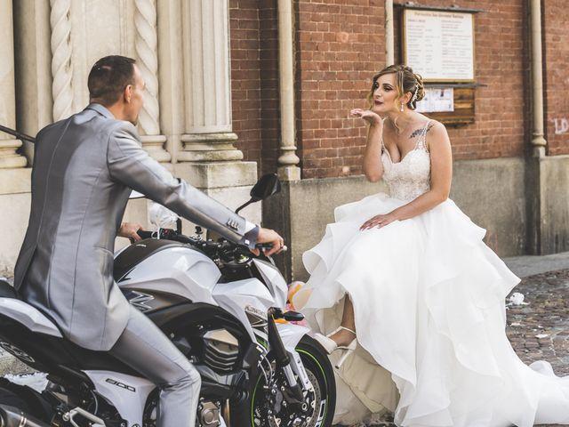 Il matrimonio di Fabio e Francesca a Trino, Vercelli 48