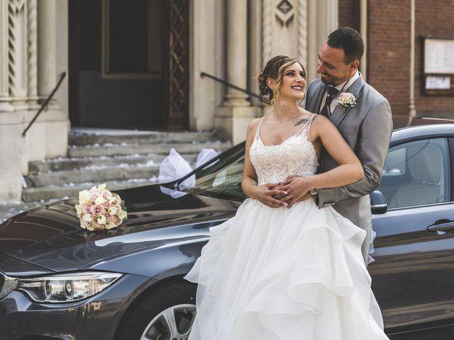 Il matrimonio di Fabio e Francesca a Trino, Vercelli 50