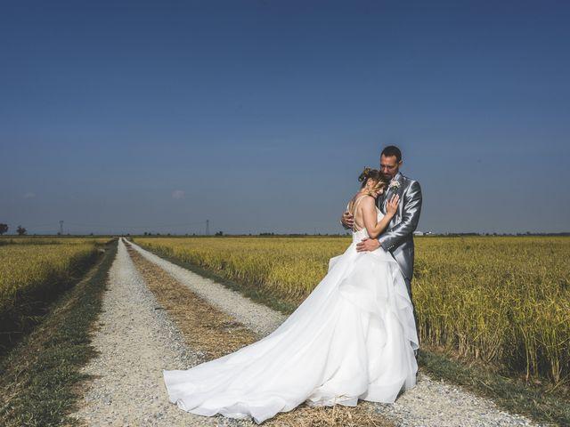 Il matrimonio di Fabio e Francesca a Trino, Vercelli 51