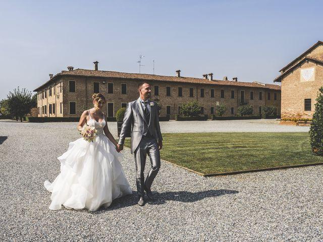Il matrimonio di Fabio e Francesca a Trino, Vercelli 52