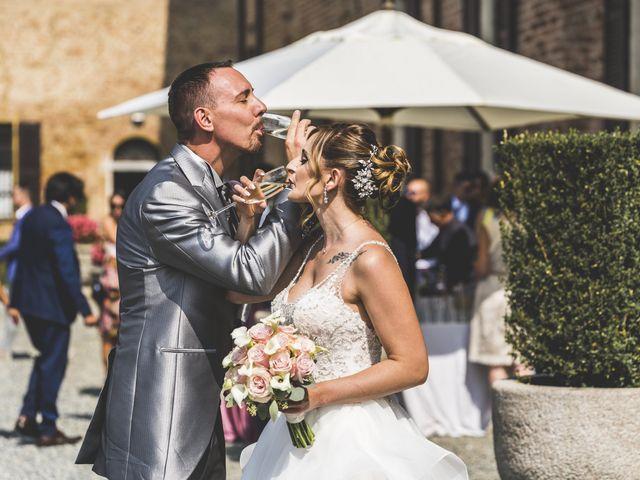 Il matrimonio di Fabio e Francesca a Trino, Vercelli 53