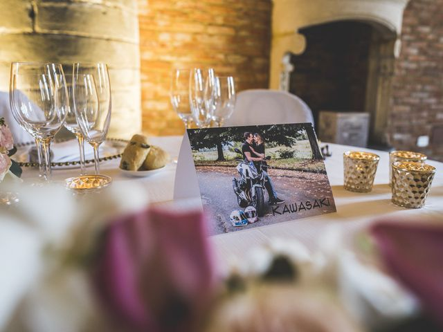 Il matrimonio di Fabio e Francesca a Trino, Vercelli 55