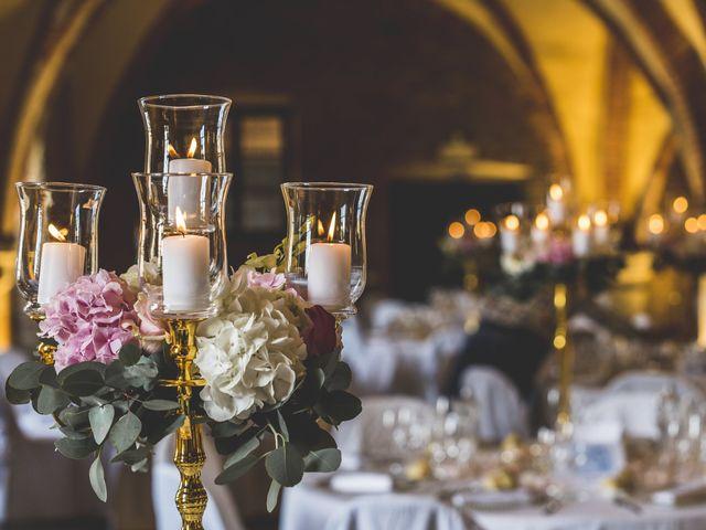 Il matrimonio di Fabio e Francesca a Trino, Vercelli 56
