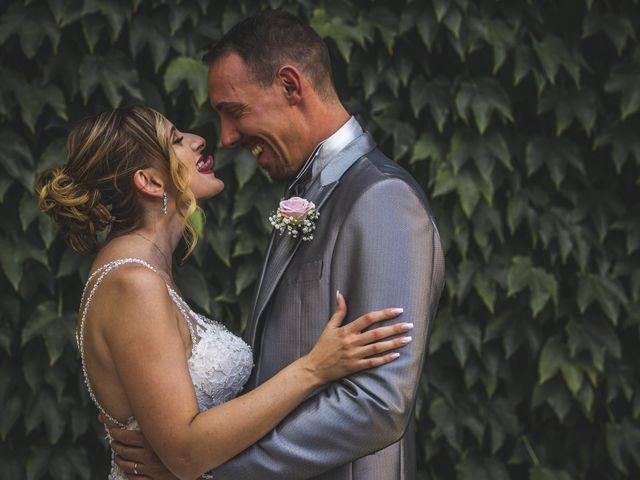Il matrimonio di Fabio e Francesca a Trino, Vercelli 60