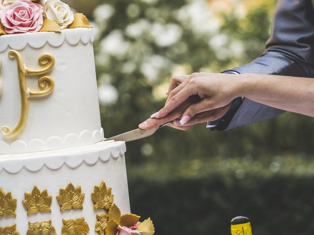 Il matrimonio di Fabio e Francesca a Trino, Vercelli 61
