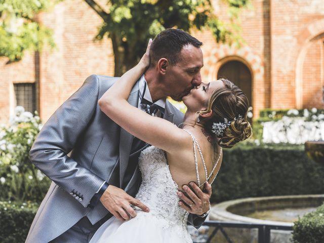 Il matrimonio di Fabio e Francesca a Trino, Vercelli 64