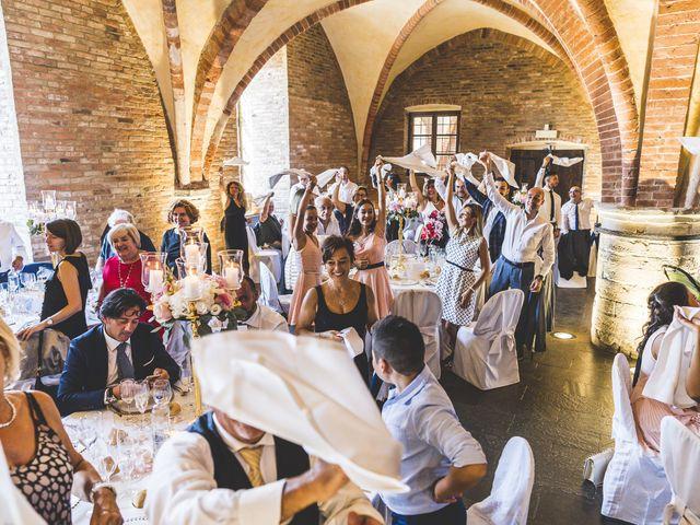 Il matrimonio di Fabio e Francesca a Trino, Vercelli 66