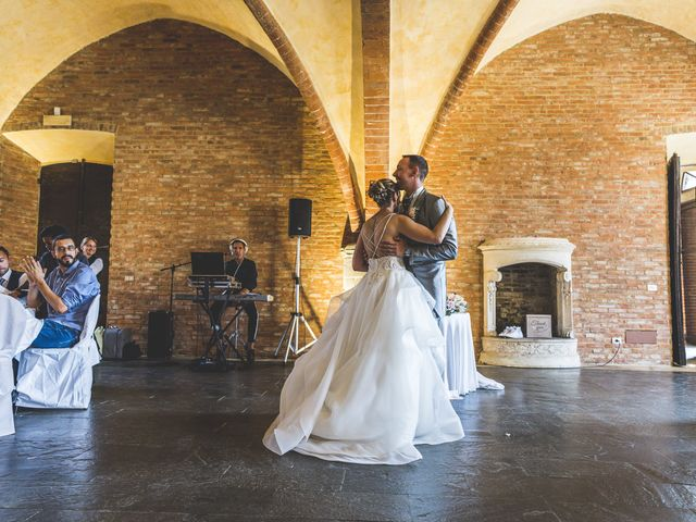 Il matrimonio di Fabio e Francesca a Trino, Vercelli 69