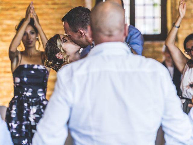Il matrimonio di Fabio e Francesca a Trino, Vercelli 70