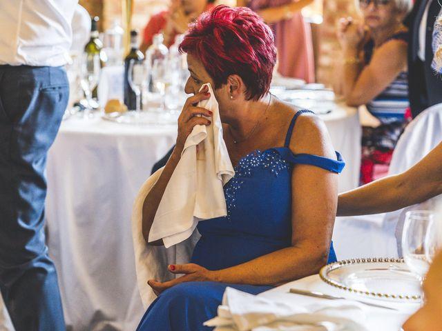 Il matrimonio di Fabio e Francesca a Trino, Vercelli 72