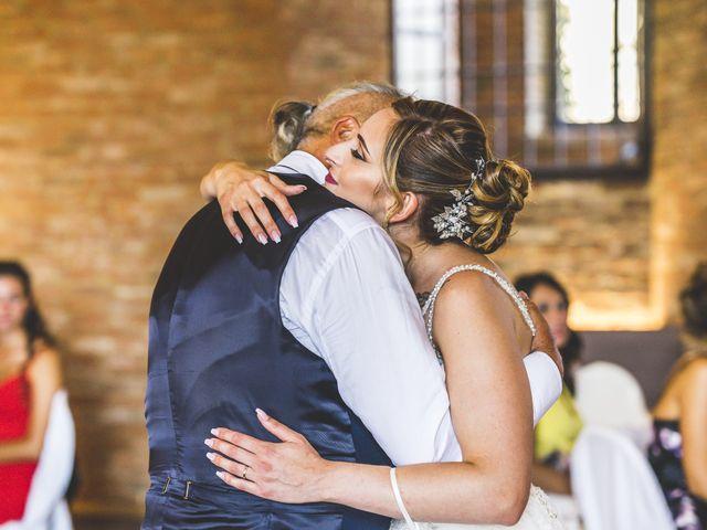 Il matrimonio di Fabio e Francesca a Trino, Vercelli 73