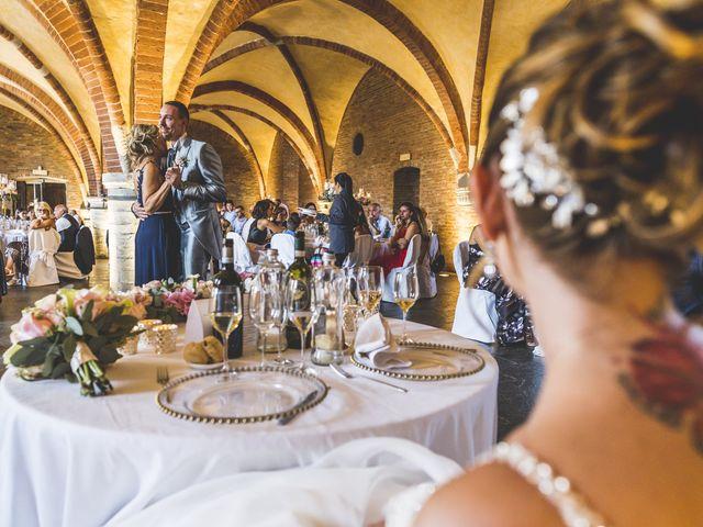 Il matrimonio di Fabio e Francesca a Trino, Vercelli 75