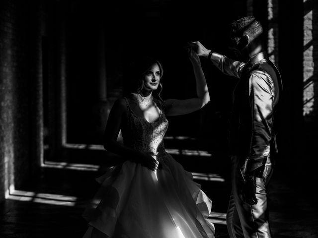 Il matrimonio di Fabio e Francesca a Trino, Vercelli 1