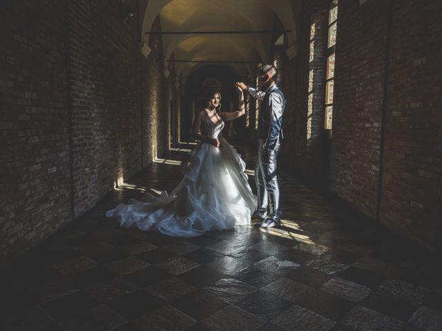 Il matrimonio di Fabio e Francesca a Trino, Vercelli 76
