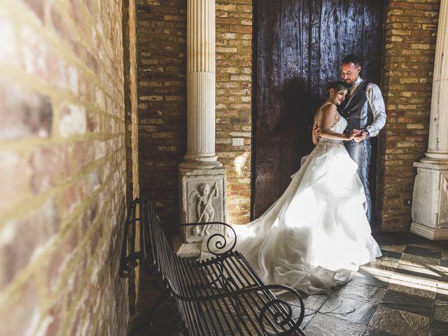 Il matrimonio di Fabio e Francesca a Trino, Vercelli 77