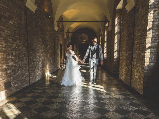 Il matrimonio di Fabio e Francesca a Trino, Vercelli 81