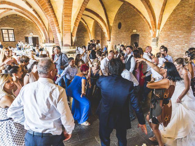 Il matrimonio di Fabio e Francesca a Trino, Vercelli 82