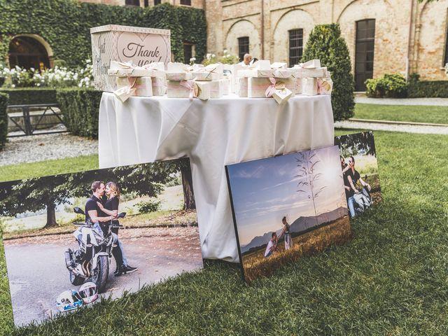 Il matrimonio di Fabio e Francesca a Trino, Vercelli 83