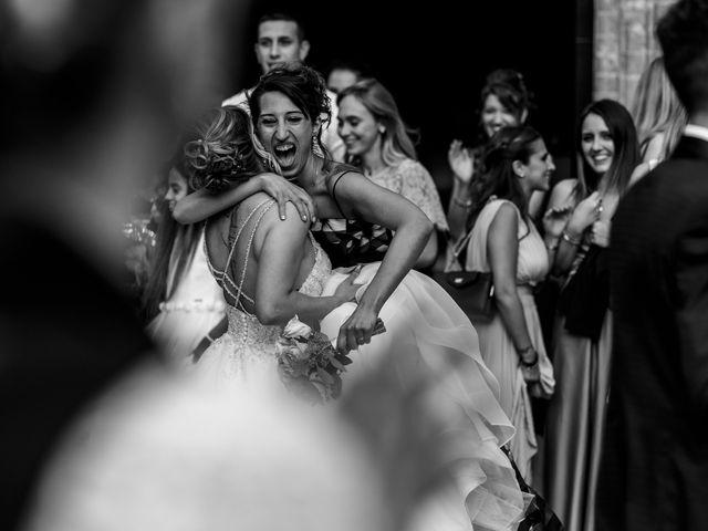 Il matrimonio di Fabio e Francesca a Trino, Vercelli 85