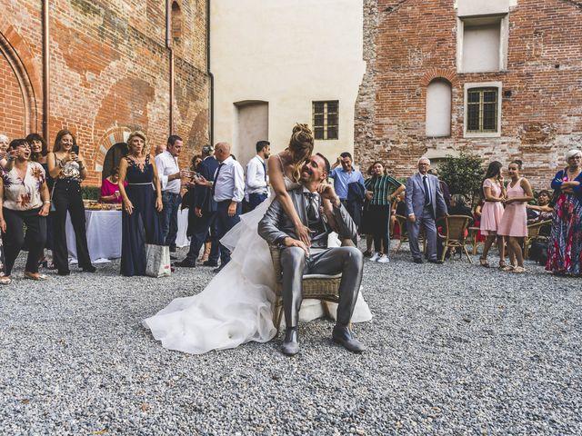 Il matrimonio di Fabio e Francesca a Trino, Vercelli 86