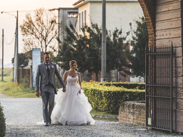 Il matrimonio di Fabio e Francesca a Trino, Vercelli 92
