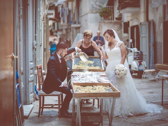 Le nozze di Francesco e Antonella