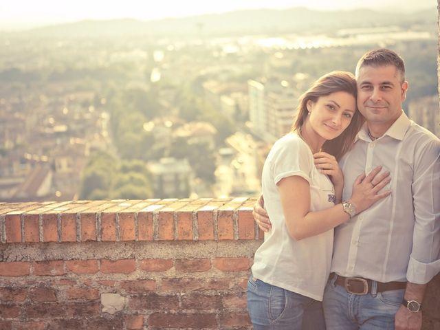 Il matrimonio di Pino Crispino e Daniela Matache a Brembate, Bergamo 7