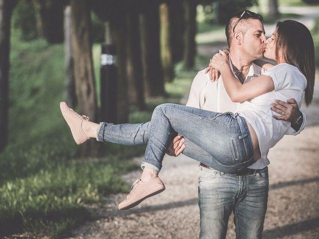 Il matrimonio di Pino Crispino e Daniela Matache a Brembate, Bergamo 13
