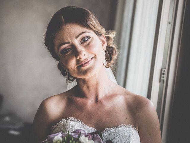 Il matrimonio di Pino Crispino e Daniela Matache a Brembate, Bergamo 27
