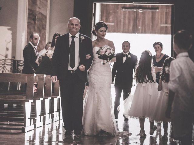 Il matrimonio di Pino Crispino e Daniela Matache a Brembate, Bergamo 32