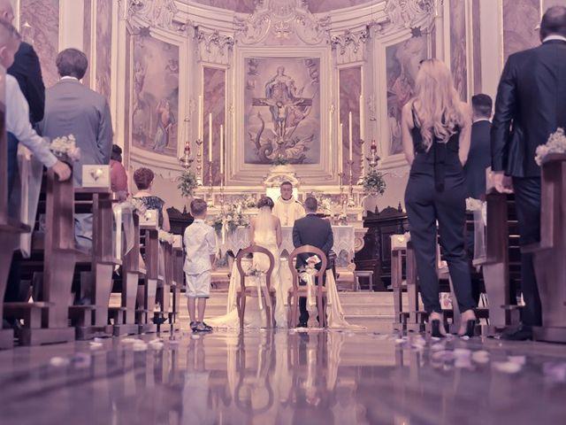Il matrimonio di Pino Crispino e Daniela Matache a Brembate, Bergamo 37