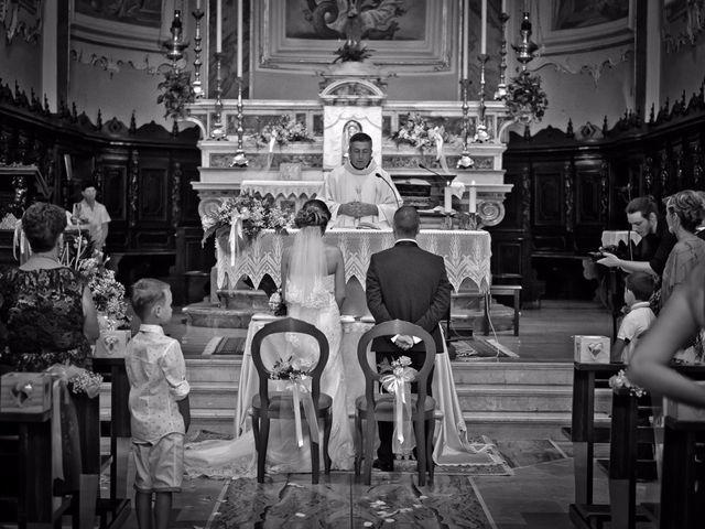 Il matrimonio di Pino Crispino e Daniela Matache a Brembate, Bergamo 39