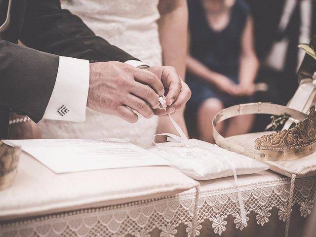 Il matrimonio di Pino Crispino e Daniela Matache a Brembate, Bergamo 40