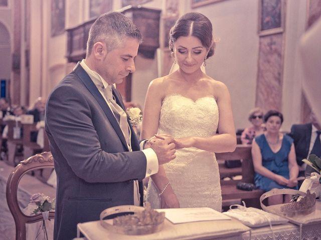 Il matrimonio di Pino Crispino e Daniela Matache a Brembate, Bergamo 41