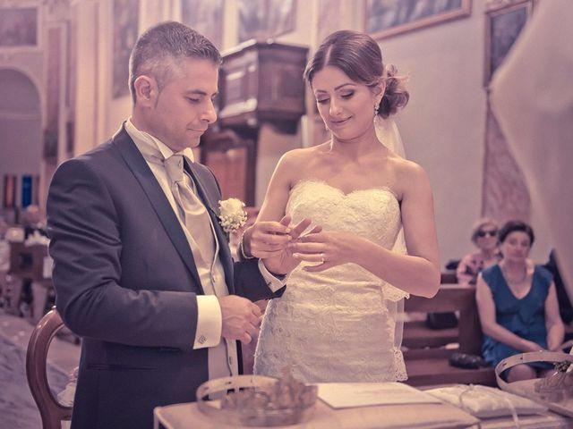 Il matrimonio di Pino Crispino e Daniela Matache a Brembate, Bergamo 42