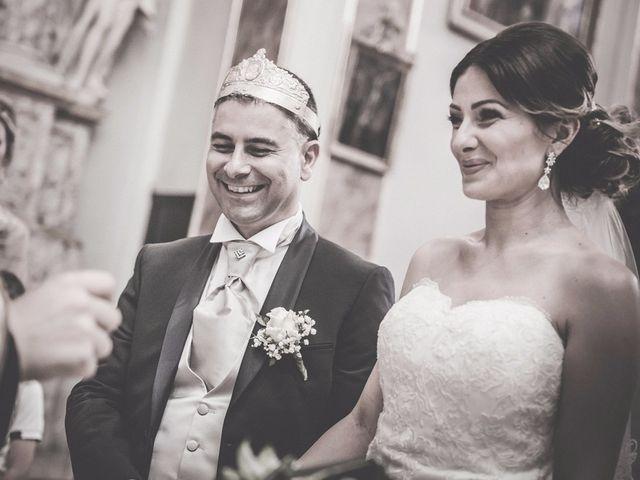 Il matrimonio di Pino Crispino e Daniela Matache a Brembate, Bergamo 43