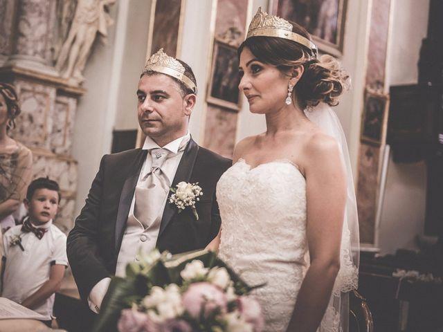 Il matrimonio di Pino Crispino e Daniela Matache a Brembate, Bergamo 44