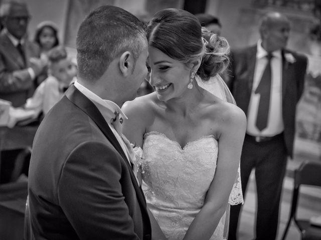 Il matrimonio di Pino Crispino e Daniela Matache a Brembate, Bergamo 45