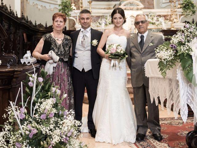 Il matrimonio di Pino Crispino e Daniela Matache a Brembate, Bergamo 48