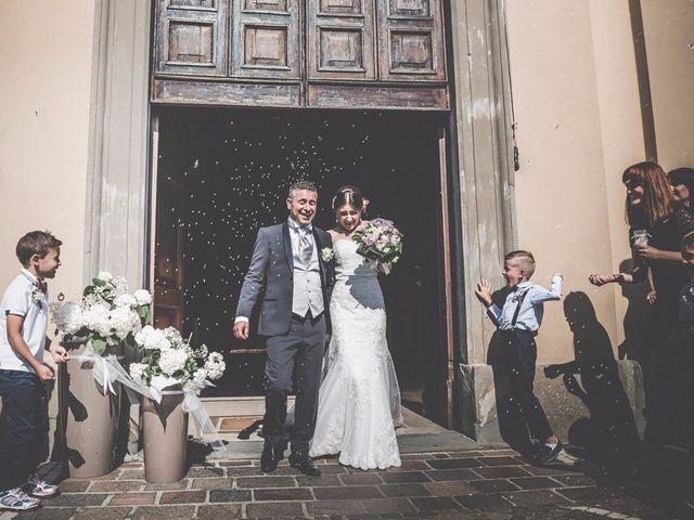 Il matrimonio di Pino Crispino e Daniela Matache a Brembate, Bergamo 50