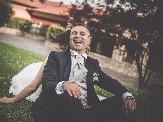 Il matrimonio di Pino Crispino e Daniela Matache a Brembate, Bergamo 53