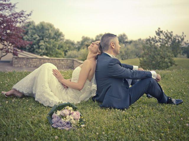 Il matrimonio di Pino Crispino e Daniela Matache a Brembate, Bergamo 56